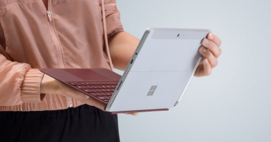 Microsoft Surface Go with LTE will be available November 20th